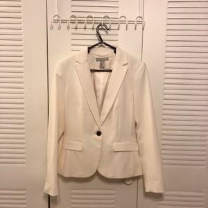H&M fitted blazer NWOT